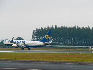 EI-FTM - Ryanair Boeing 737-8AS