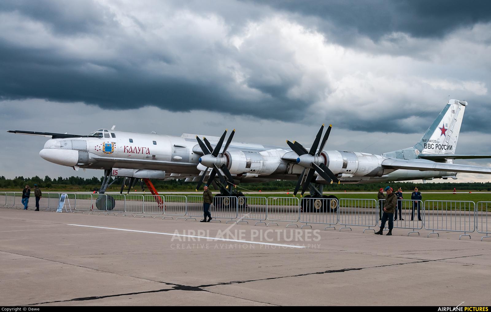 Russia - Air Force RF-94125 aircraft at Kubinka