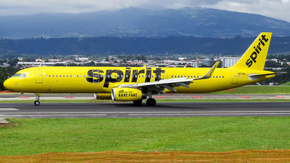 N671NK - Spirit Airlines Airbus A321