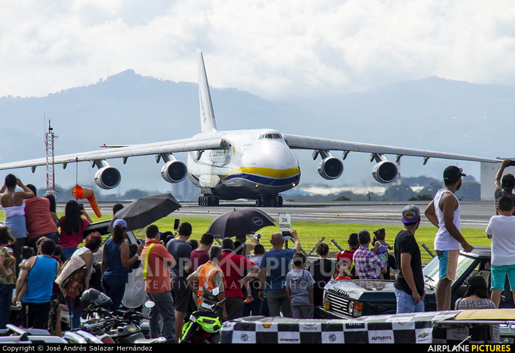 - Airport Overview  aircraft at San Jose - Juan Santamaría Intl