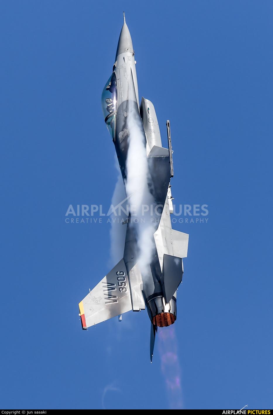 USA - Air Force 90-0805 aircraft at Tsuiki AB