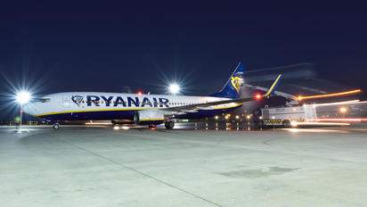 EI-DWO - Ryanair Boeing 737-8AS