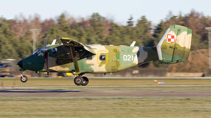 0214 - Poland - Air Force PZL M-28 Bryza