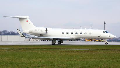 TC-TTC - Private Gulfstream Aerospace G-V, G-V-SP, G500, G550