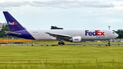 N104FE - FedEx Federal Express Boeing 767-300F