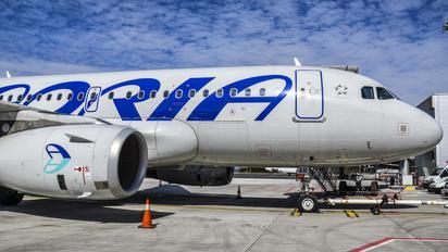 S5-AAR - Adria Airways Airbus A319