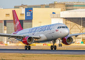 EI-EZV - Virgin Atlantic Airbus A320 aircraft