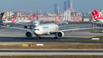 TC-LJD - Turkish Airlines Boeing 777-300ER aircraft