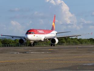 N567AV - Avianca Airbus A320