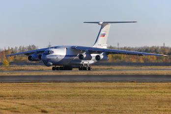 RF-78815 - Russia - Air Force Ilyushin Il-76 (all models)