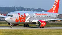 G-GDFY - Jet2 Boeing 737-800 aircraft