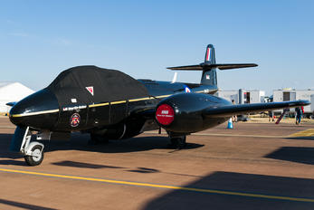 G-JWMA - Martin Baker Gloster Meteor T.7