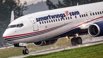 N917XA - SmartWings Boeing 737-86J aircraft