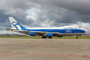 VP-BIG - Air Bridge Cargo Boeing 747-400 aircraft