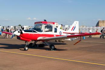 G-GGRR - Private Scottish Aviation Bulldog T.1