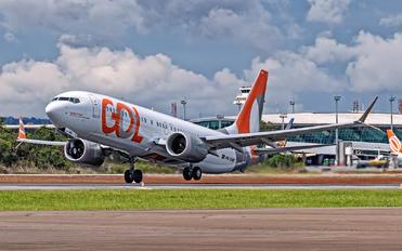 PR-XME - GOL Transportes Aéreos  Boeing 737-8 MAX