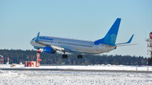 VQ-BTD - Pobeda Boeing 737-800 aircraft