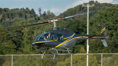 OO-RDN - Private Bell 206B Jetranger III