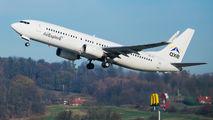 OM-IEX - Air Explore Boeing 737-800 aircraft
