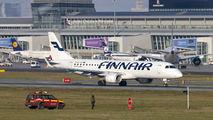 OH-LKF - Finnair Embraer ERJ-190 (190-100) aircraft