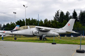 104 - Poland - Air Force PZL I-22 Iryda