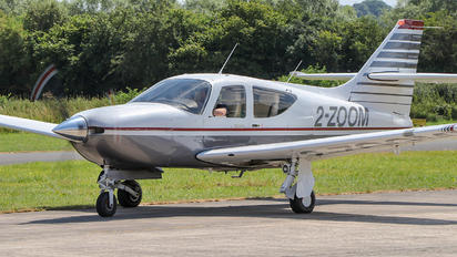 2-ZOOM - Private Rockwell Commander 114