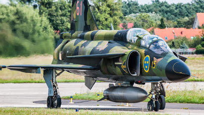 61 - Sweden - Air Force SAAB SK 60
