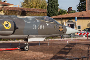 MM6525 - Italy - Air Force Lockheed F-104G Starfighter