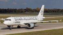 D-AIQS - Lufthansa Airbus A320 aircraft