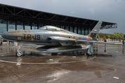 TP-19 - Netherlands - Air Force Republic RF-84F Thunderflash aircraft