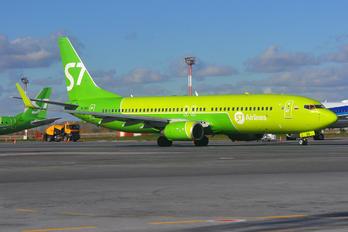 VP-BDG - S7 Airlines Boeing 737-800