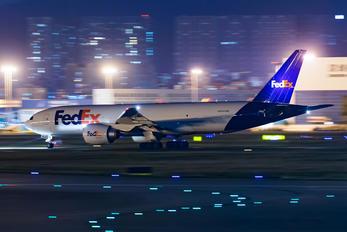 N891FD - FedEx Federal Express Boeing 777F