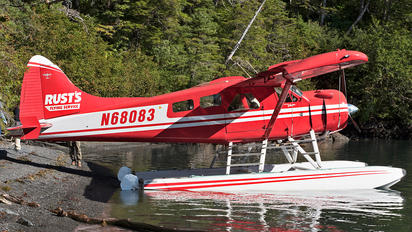 N68083 - Rusts Flying Services de Havilland Canada DHC-2 Beaver
