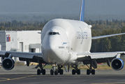 N249BA - Boeing Company Boeing 747-400LCF Dreamlifter aircraft