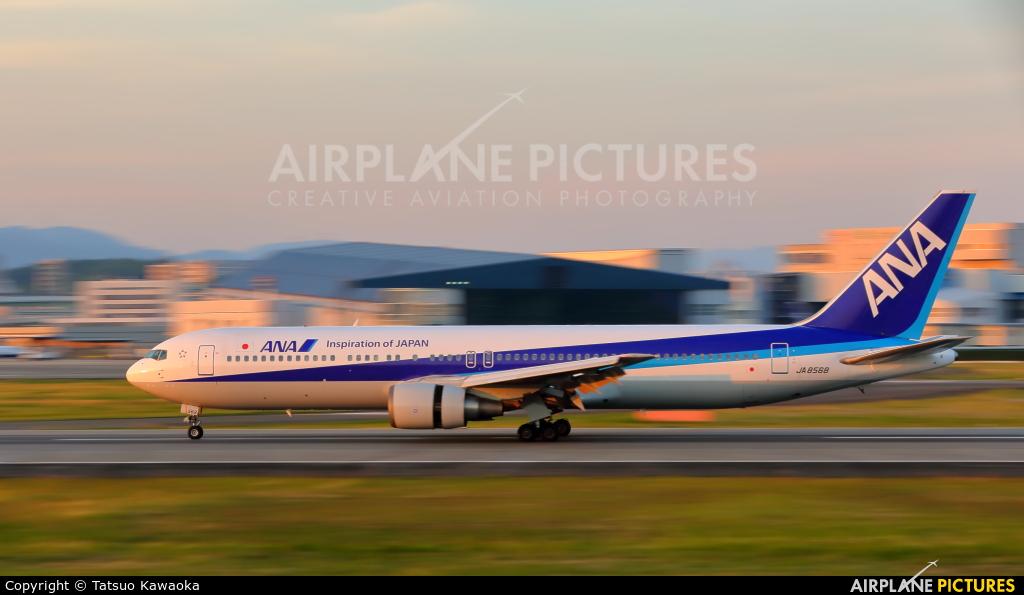 ANA - All Nippon Airways JA8568 aircraft at Osaka - Itami Intl