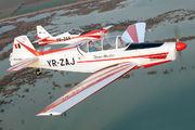 YR-ZAJ - Romanian Airclub Zlín Aircraft Z-526F aircraft