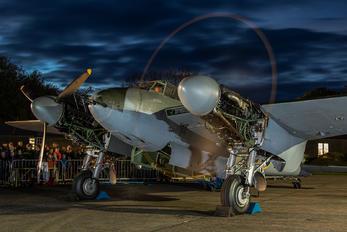 HJ711 - Royal Air Force de Havilland DH. 98 Mosquito NF.2