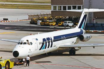 I-RIKT - ATI - Aero Transporti Italiani Douglas DC-9
