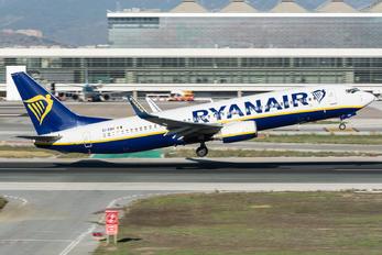 EI-EBX - Ryanair Boeing 737-800