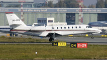 OK-SEM - Travel Service Cessna 680 Sovereign aircraft