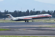 N9615W - American Airlines McDonnell Douglas MD-83 aircraft