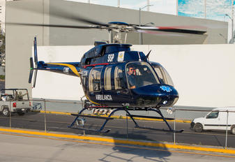 XC-HDF - Mexico - Police Bell 407GXP