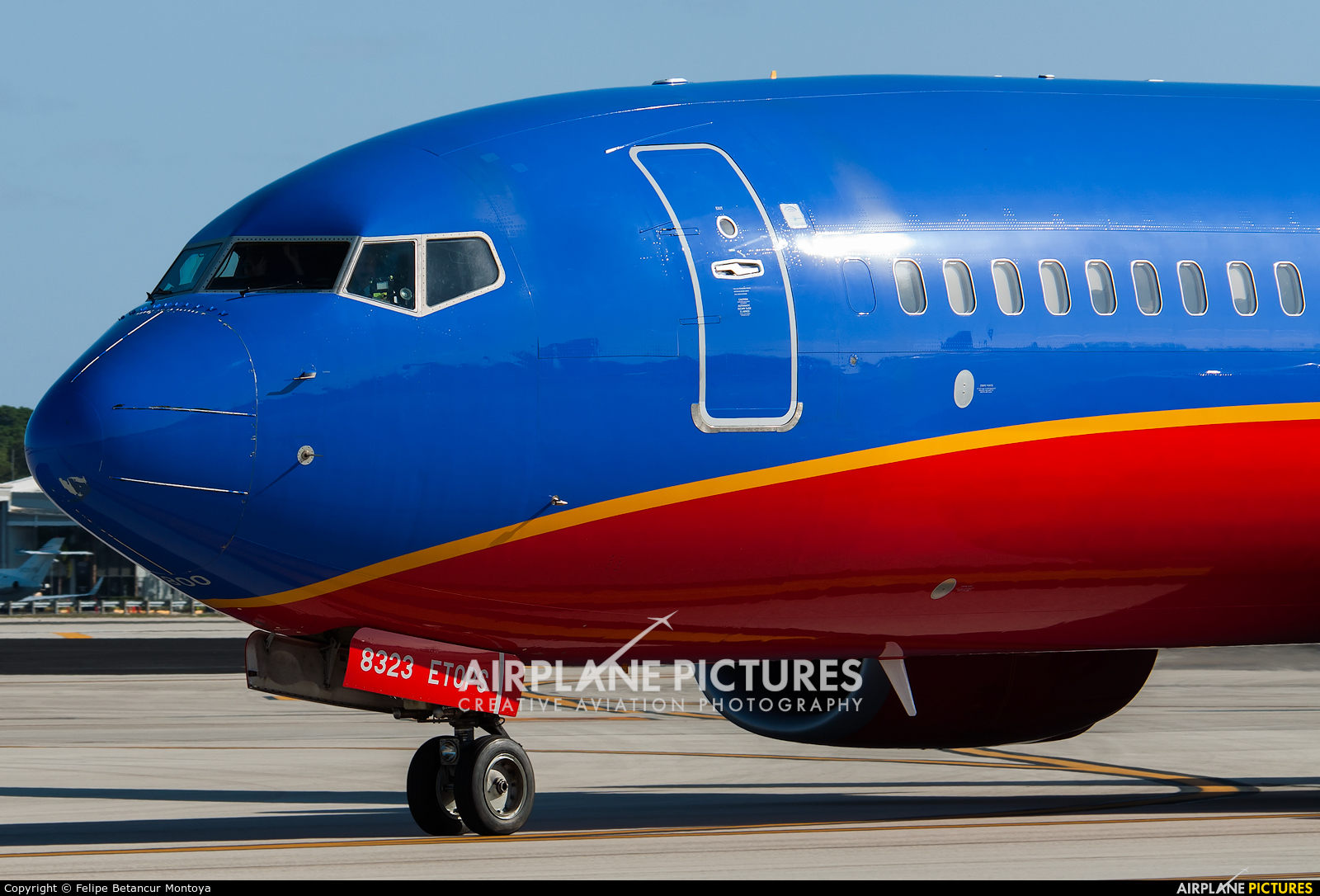 Southwest Airlines N8323C aircraft at Fort Lauderdale - Hollywood Intl