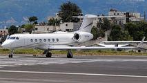N501GM - Private Gulfstream Aerospace G-V, G-V-SP, G500, G550 aircraft