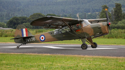 G-BNGE - Private Auster AOP6