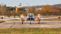 OM-FOE - Private LET L-200 Morava aircraft