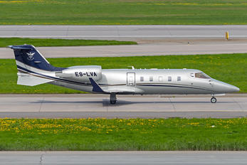 ES-LVA - Private Learjet 60