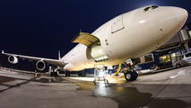 First visit of Airbus A340 to Rzeszów title=
