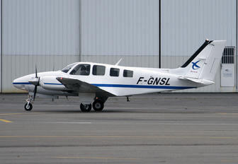 F-GNSL - ECOLE NATIONALE DE L'AVIATION CIVILE - ENAC Beechcraft 58 Baron