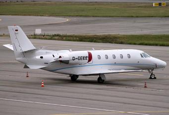 D-CEEE - Private Cessna 560XL Citation XLS